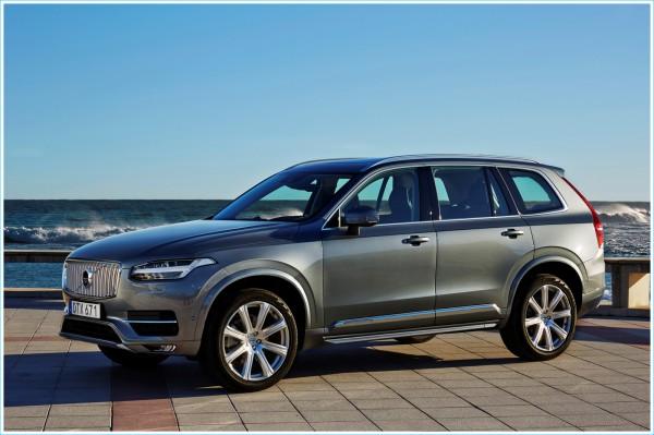 The new Volvo XC90