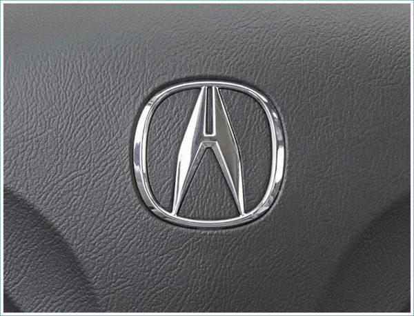 le logo Acura