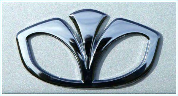 le logo Daewoo