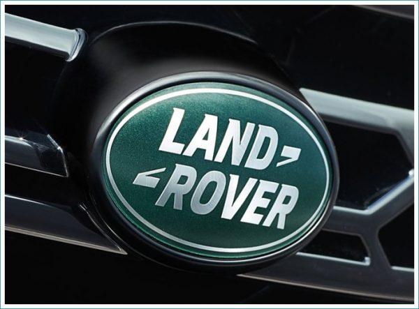 le logo Land Rover