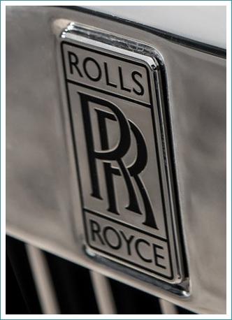 le logo Rolls-Royce
