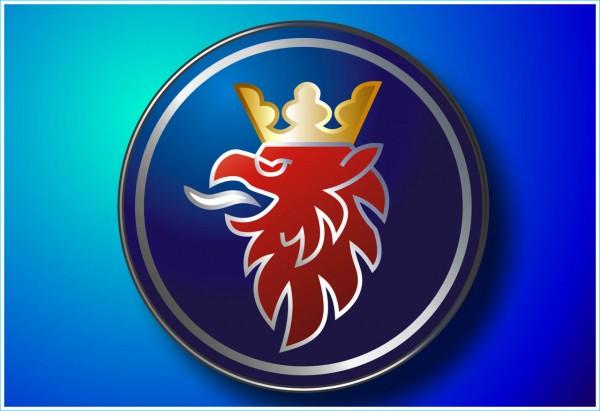 le logo Saab