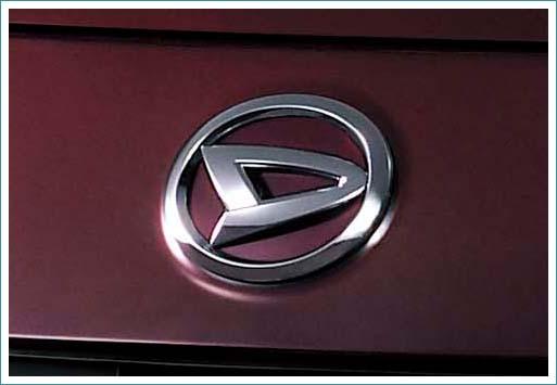 le logo de Daihatsu
