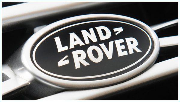 le logo de Land Rover