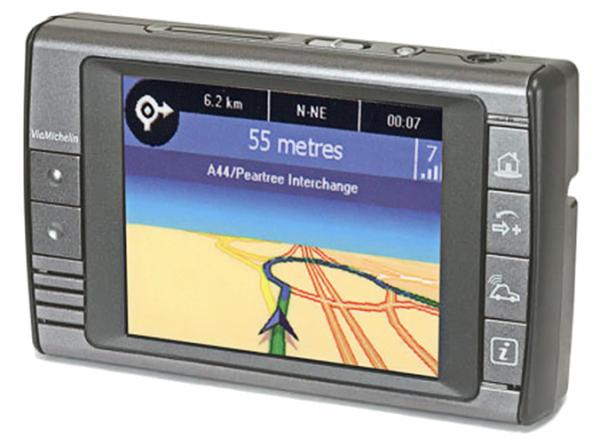 GPS ViaMichelin X-930