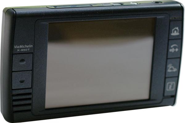 GPS ViaMichelin X-950T