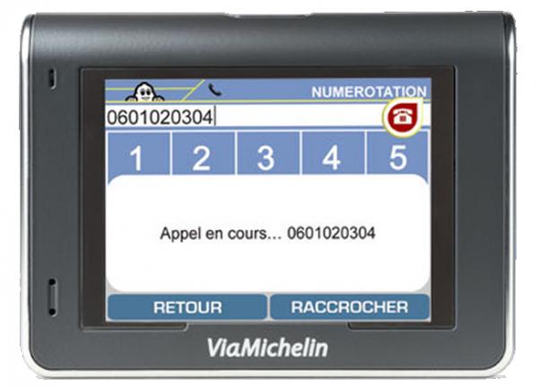 GPS ViaMichelin X-960 et T X-970