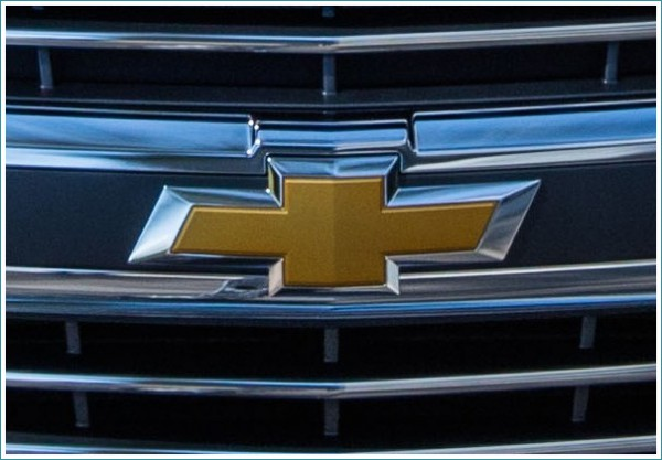 La description du logo Chevrolet