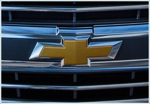 La description du logo Chevrolet