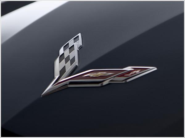 Le logo Corvette