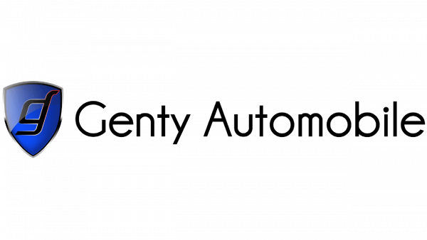 Genty Automobiles logo
