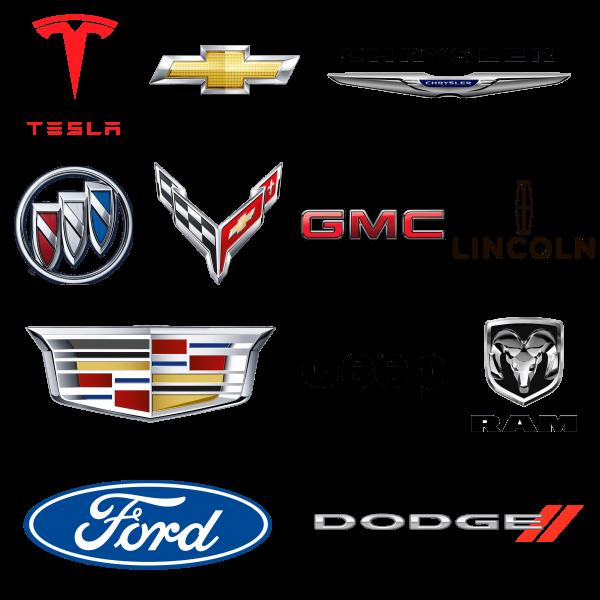 Marque de voitures américaines