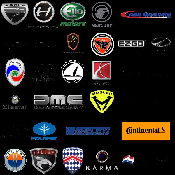 Marque voitures americaines
