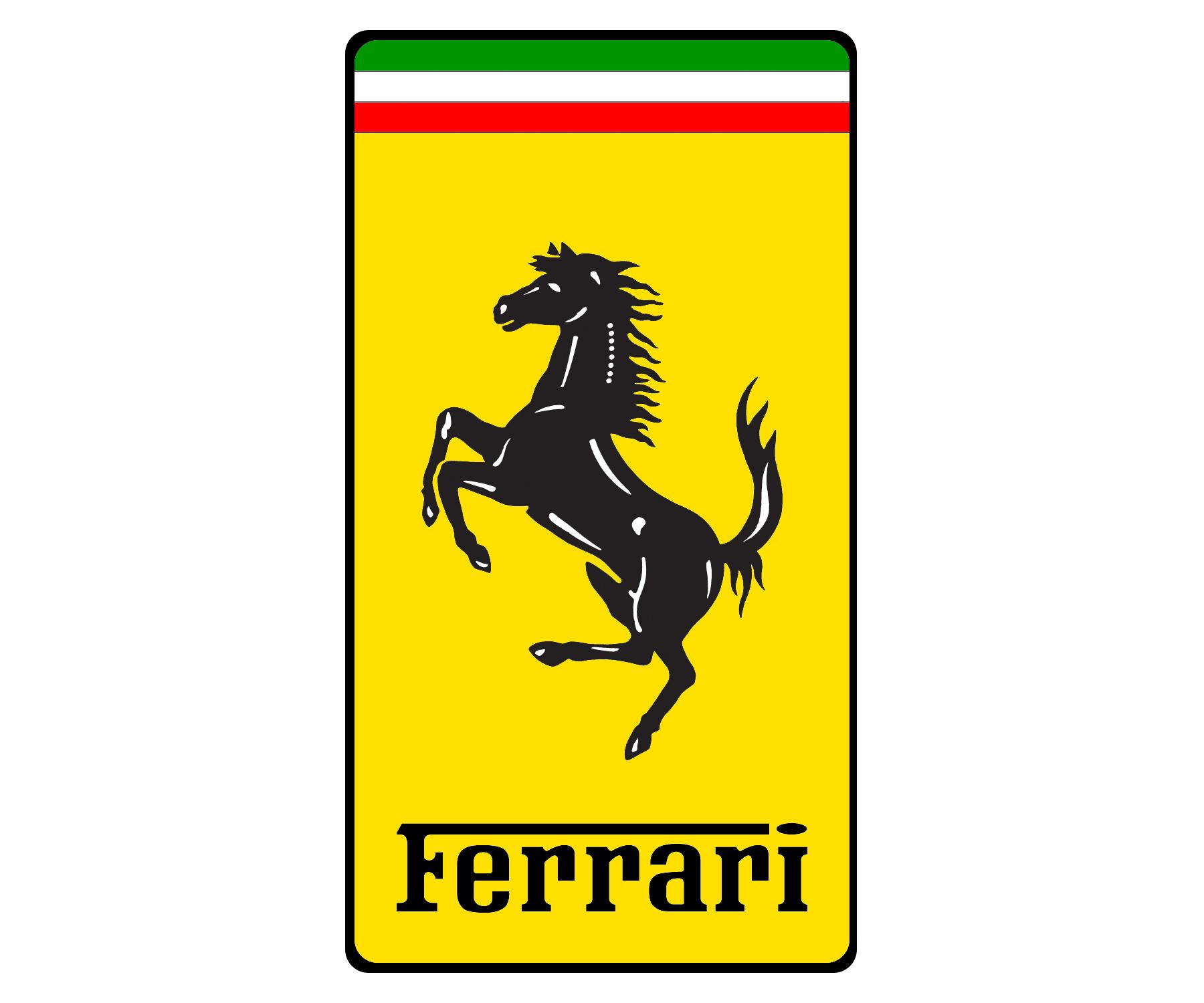 Le Logo Ferrari Les Marques De Voitures