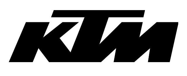 le logo ktm les marques de voitures
