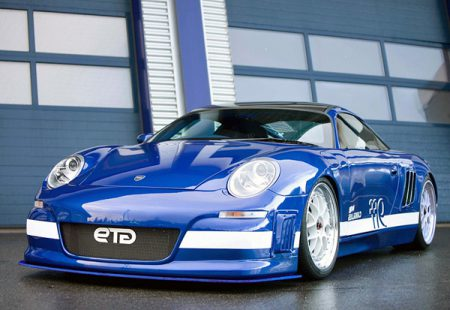9ff GT9 Porsche (2008)