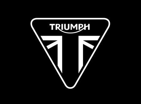 La couleur du logo Triumph