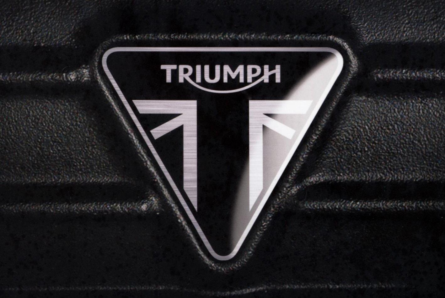 le logo moto triumph embleme sigle lancia. Black Bedroom Furniture Sets. Home Design Ideas