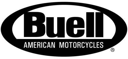 La couleur du logo Buell
