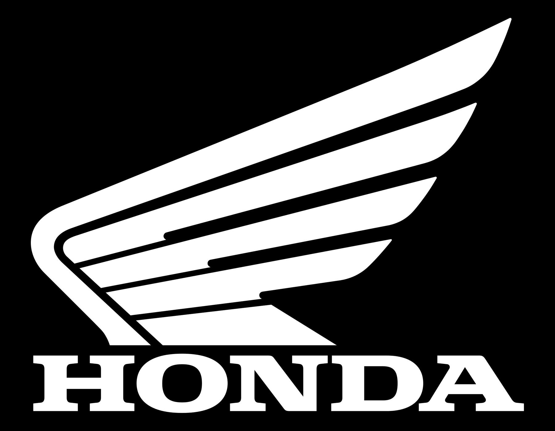 Le logo moto Honda, embleme [sigle lancia]