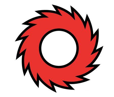 La couleur du logo Razor