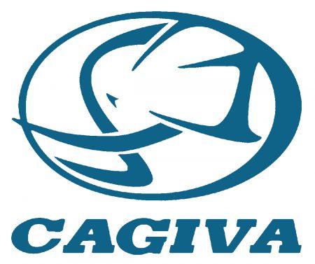 La description du logo Cagiva