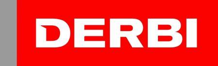 La description du logo Derbi