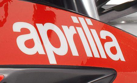 couleur logo Aprilia