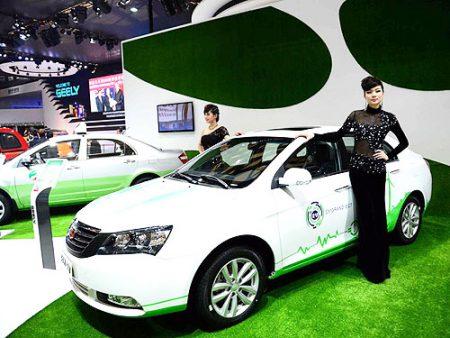 Geely Electro auto