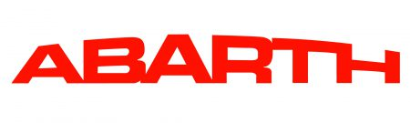 Type lettres Abarth logo