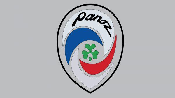 Couleur Panoz logo