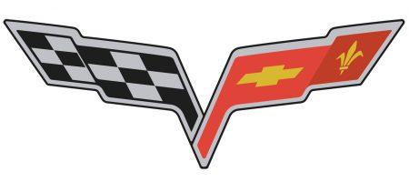 Couleur logo Corvette