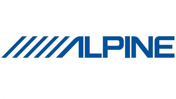 Couleur Alpine logo