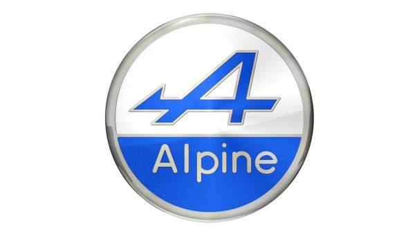 EmblèmeAlpine
