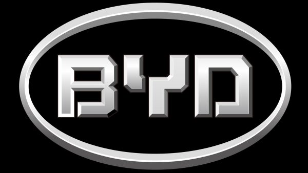 BYD symbole