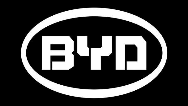 Emblème BYD