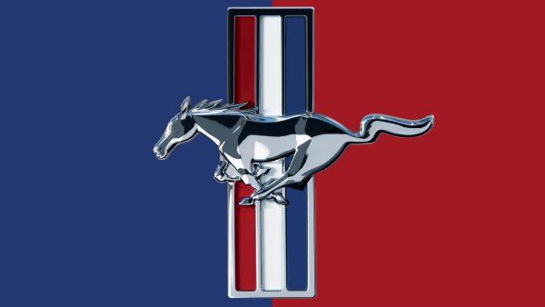 Emblème Ford Mustang