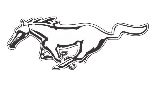 Logo Ford Mustang