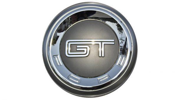 Logo Mustang GT