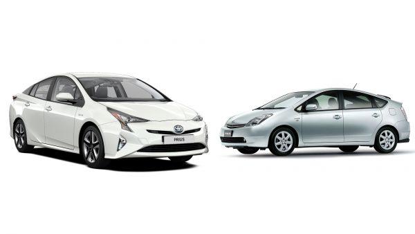 Toyota Prius Hybrid IV
