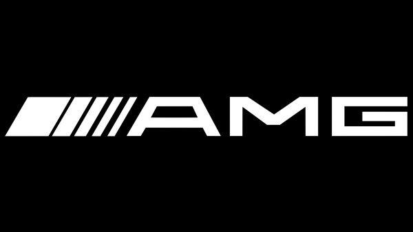 Voiture AMG logo