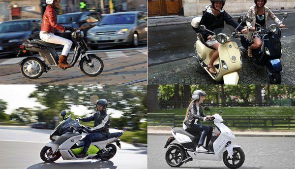 Marque de scooter francais