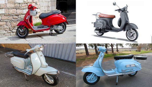 Marque de scooter italien