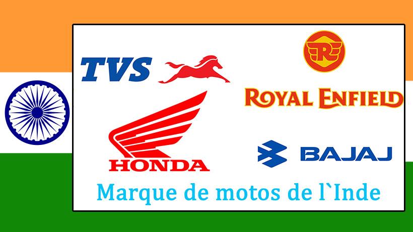 Marques de motos de l'Inde