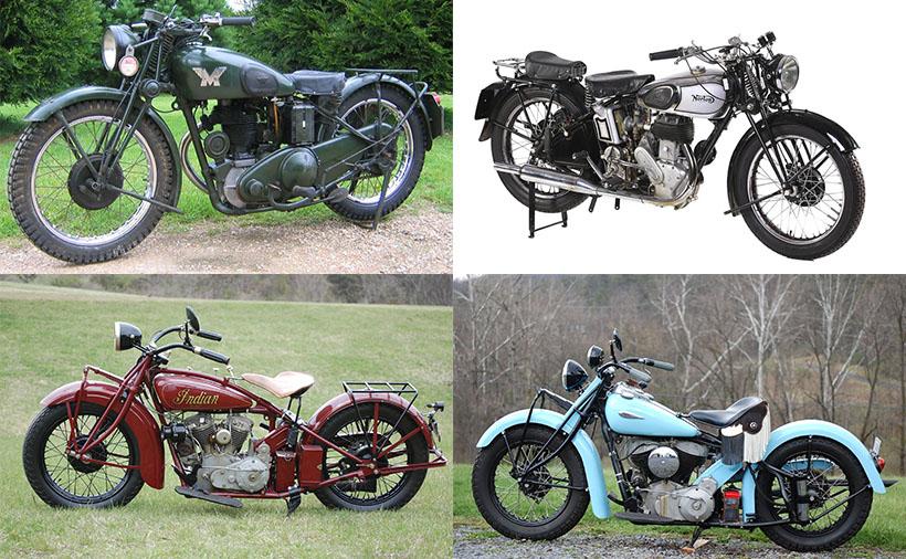 Motos de masse populaires du 20ème siècle
