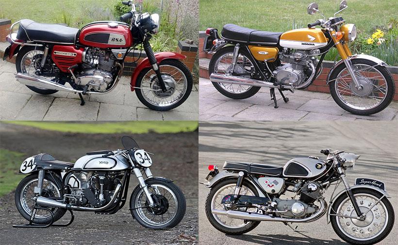 Nouvelle étape dans le développement de la moto