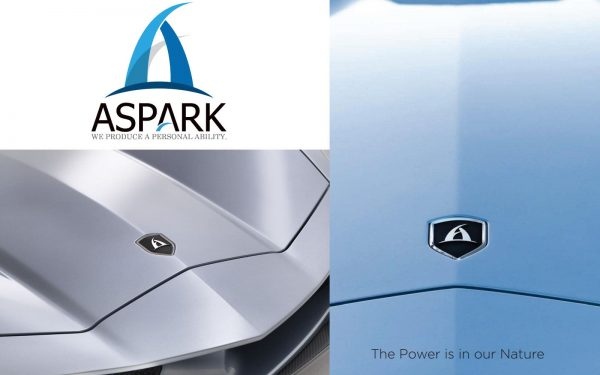 emblem logo aspark